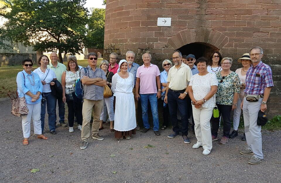 Führung Festung Germersheim