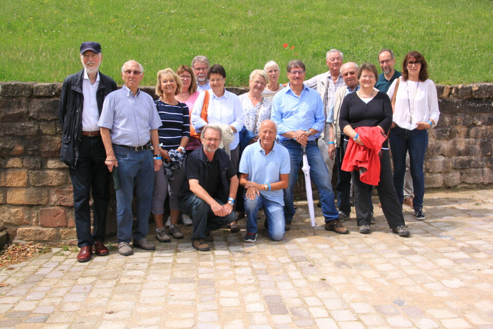 FWG zu Besuch im Hambacher Schloss